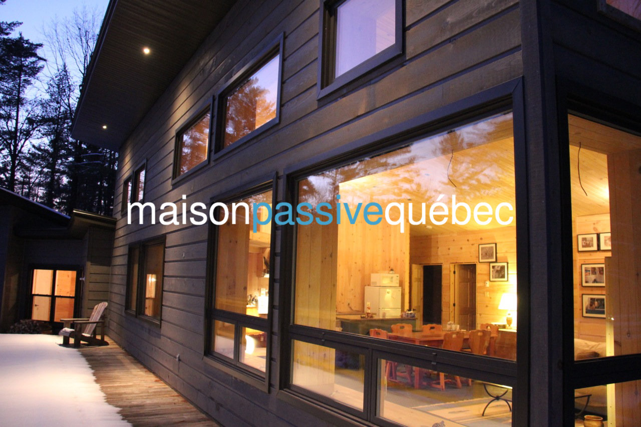 Maison Passive Québec