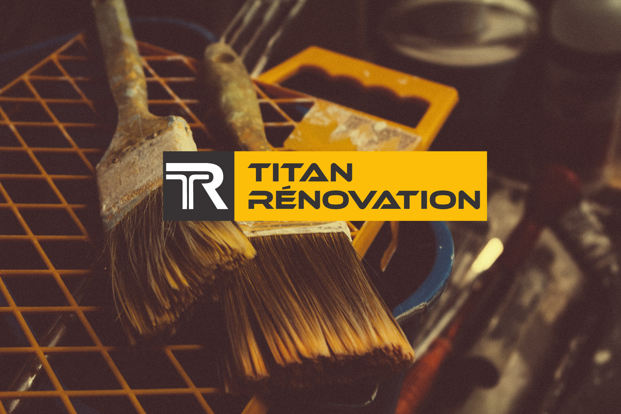 Titan Rénovation – Branding